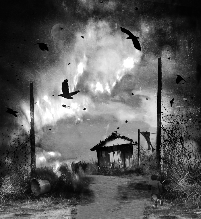 Days far away from home... by Yokofashion