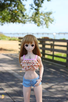 Aki in Summer