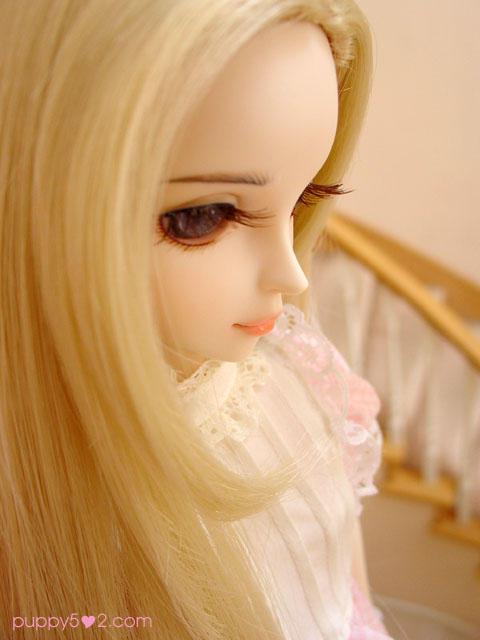 The new girl by chun52