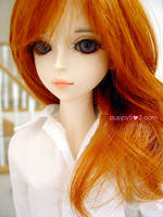 Red hot hair by chun52