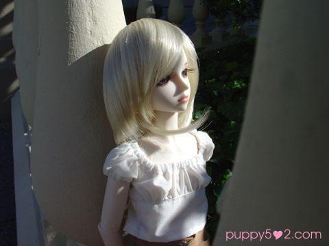Thoughtful girl by chun52