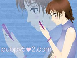 checking the phone by chun52