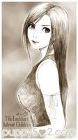 Tifa Lockhart-Advent Children by chun52