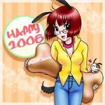 Happy 2006 by chun52