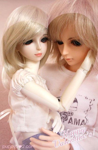 Lovey Dovey by chun52