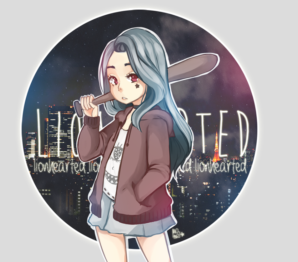 lionhearted by momopu