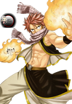 Fairy Tail Natsu Render
