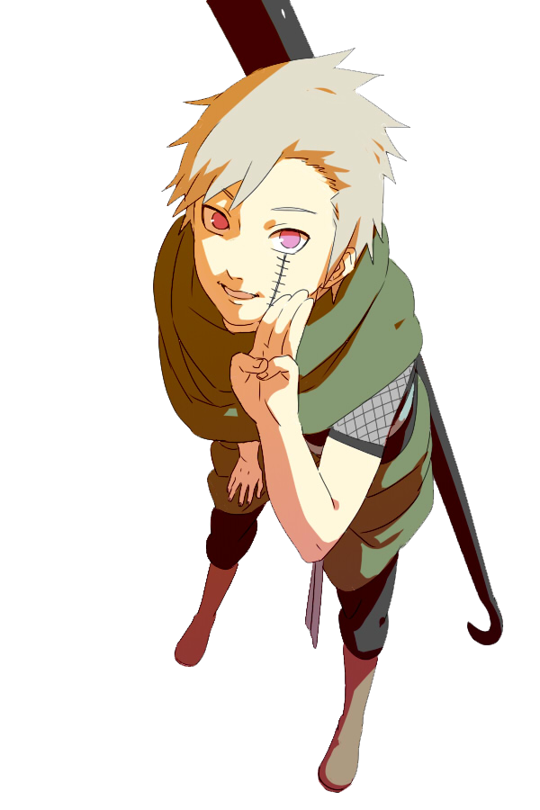 Naruto Yagura Render by Hiyori456 on DeviantArt Yagura Three Tails