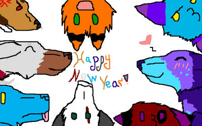 Happy (belated) New Year! (Updated)