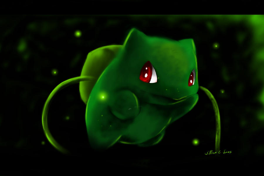 Bulbasaur by SirNerdly