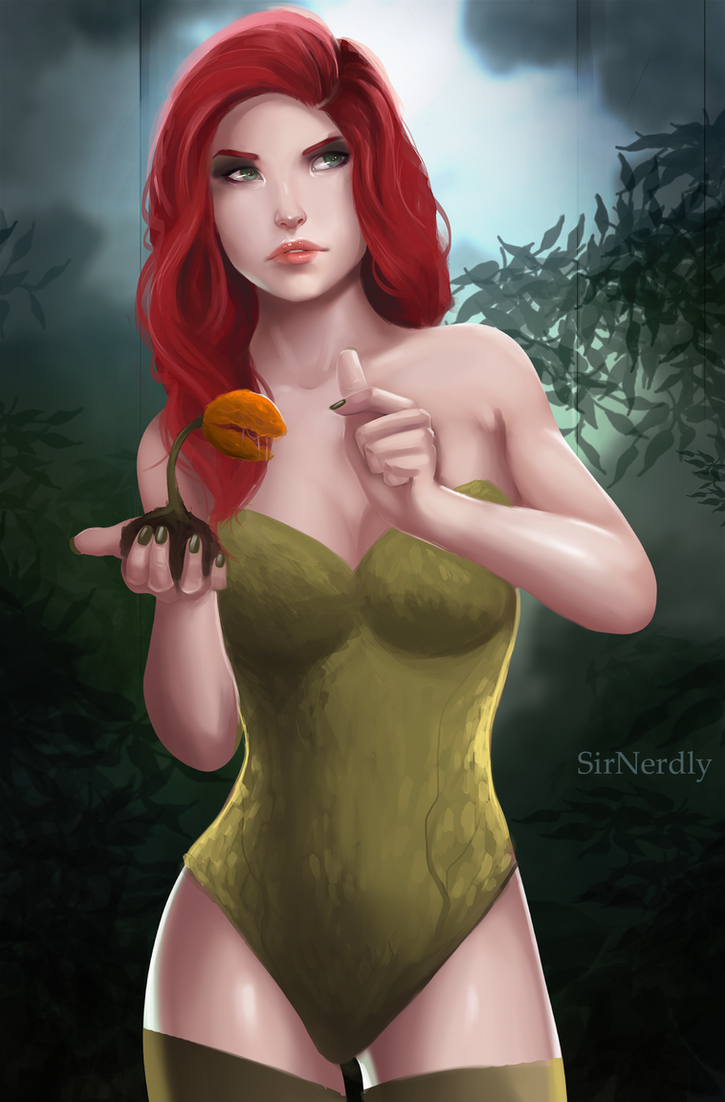 Ivy by SirNerdly
