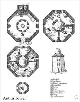 Antira Tower