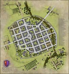 City of Arnay by Ashlerb