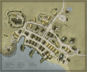 Coastal Village Remake