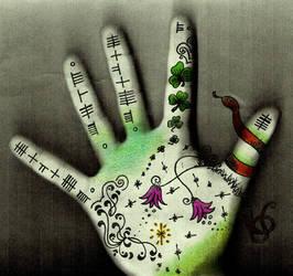 Artists Hand