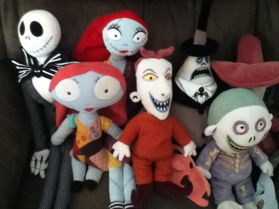 Nightmare Before Christmas toys!! by Kidz-with-Gunz on DeviantArt