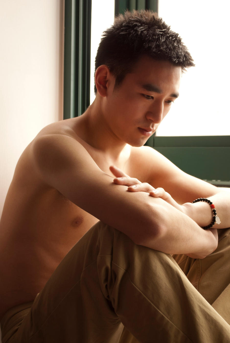 Ryan in Shanghai 3 by Patrykccc
