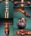 Sword Closeups by Itsmerick