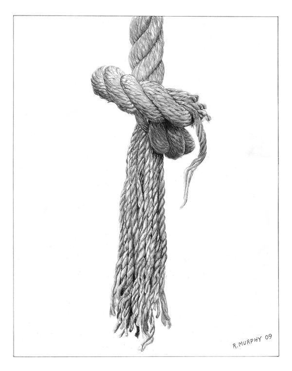 A Frayed Knot by Itsmerick