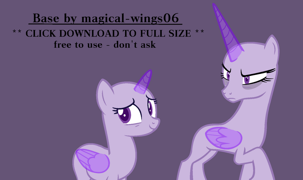 base #4 by Magical-wings06