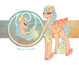 Ocean Sunset - AUCTION {CLOSED} by Magical-wings06