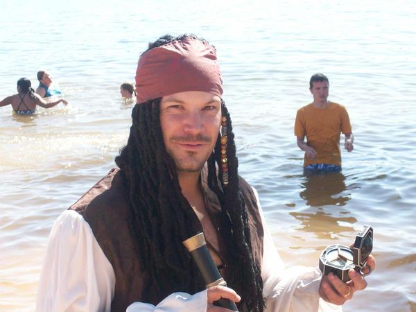 Captain Jack Sparrow by Atlantean6
