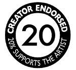 CREATOR ENDORSED by Atlantean6