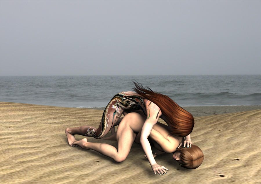 Mating of two Lovers by Atlantean6