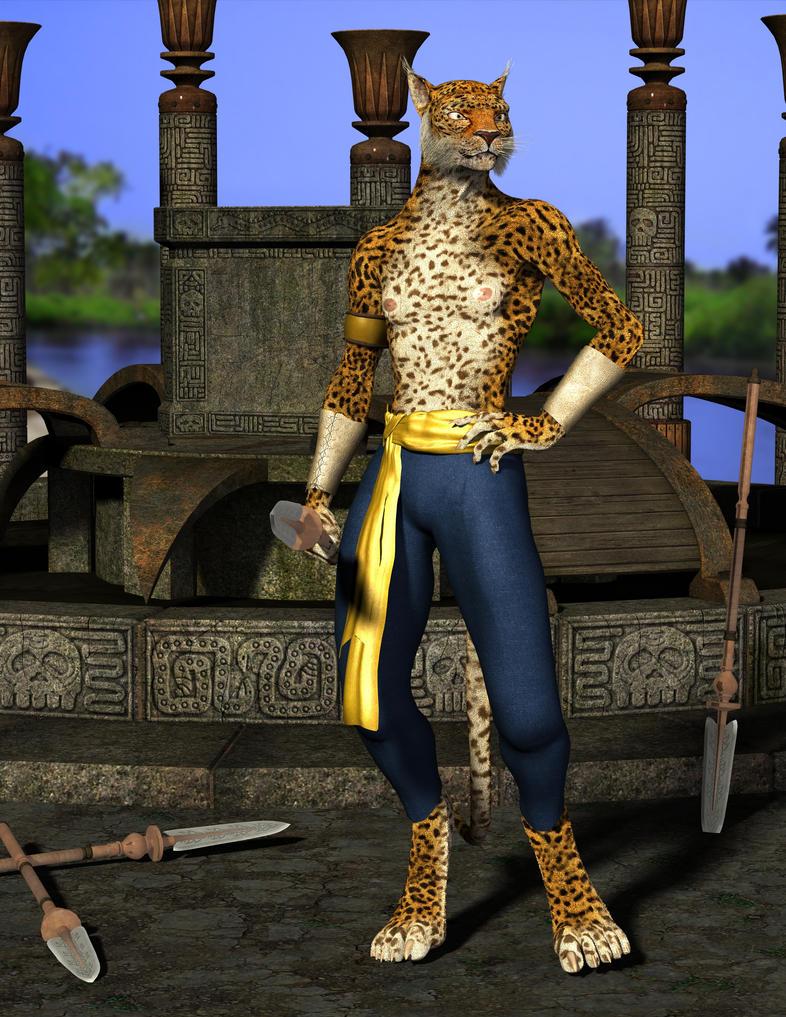 Cat Folk Rogue by Atlantean6