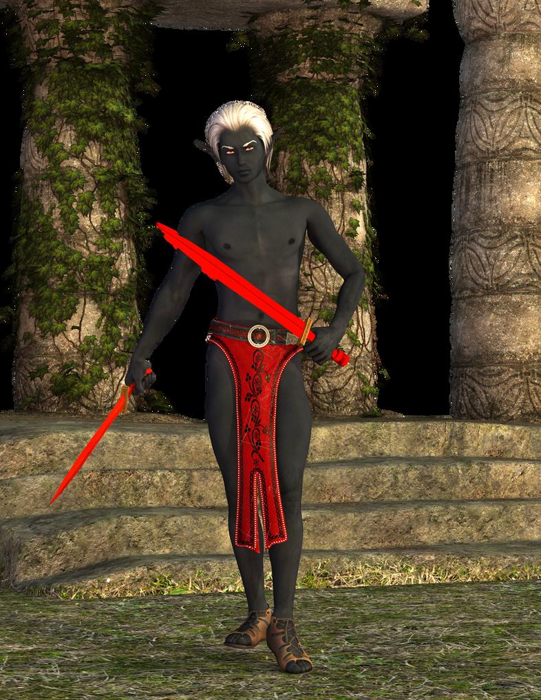 Soulknife by Atlantean6
