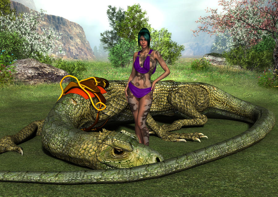 Barbarian and Bigauna