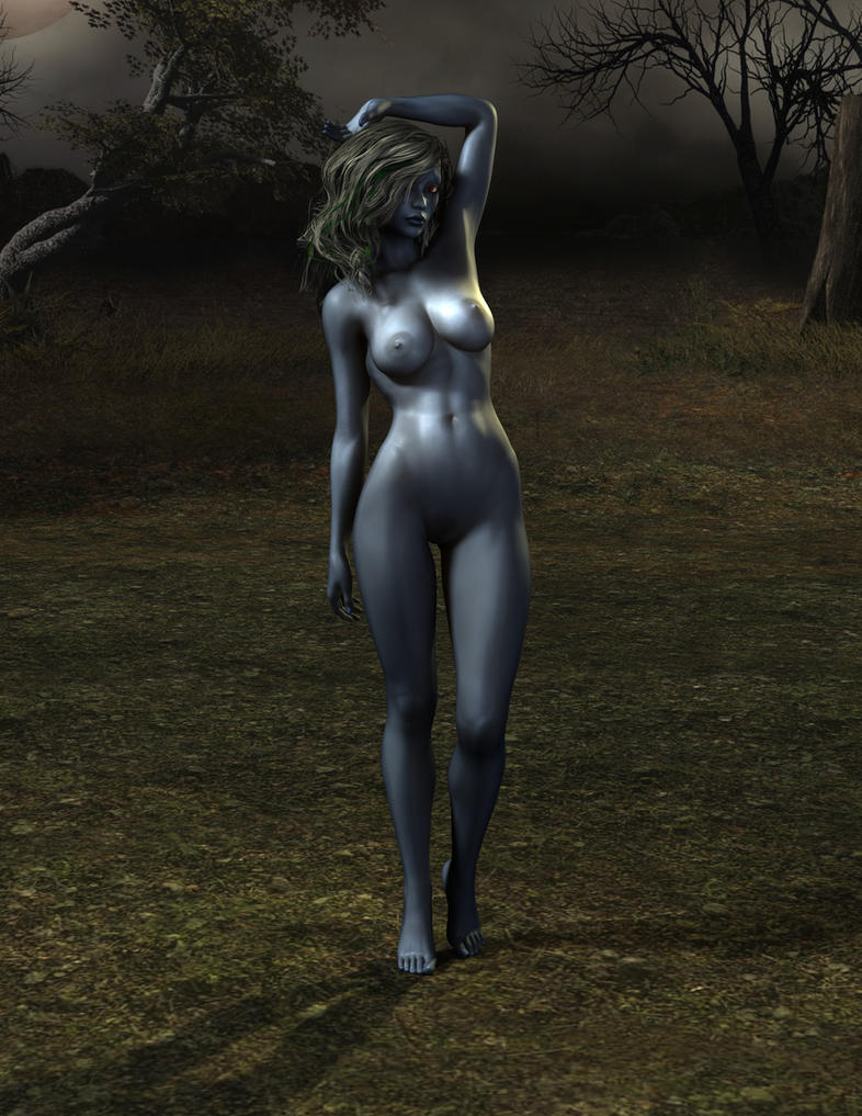 Drow Nude 2 by Atlantean6