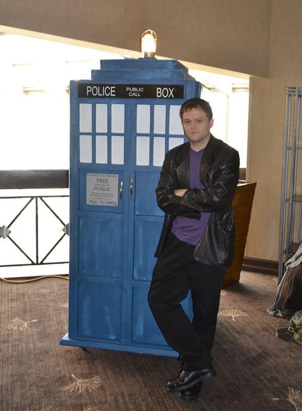 finally found my TARDIS by MadAdam426