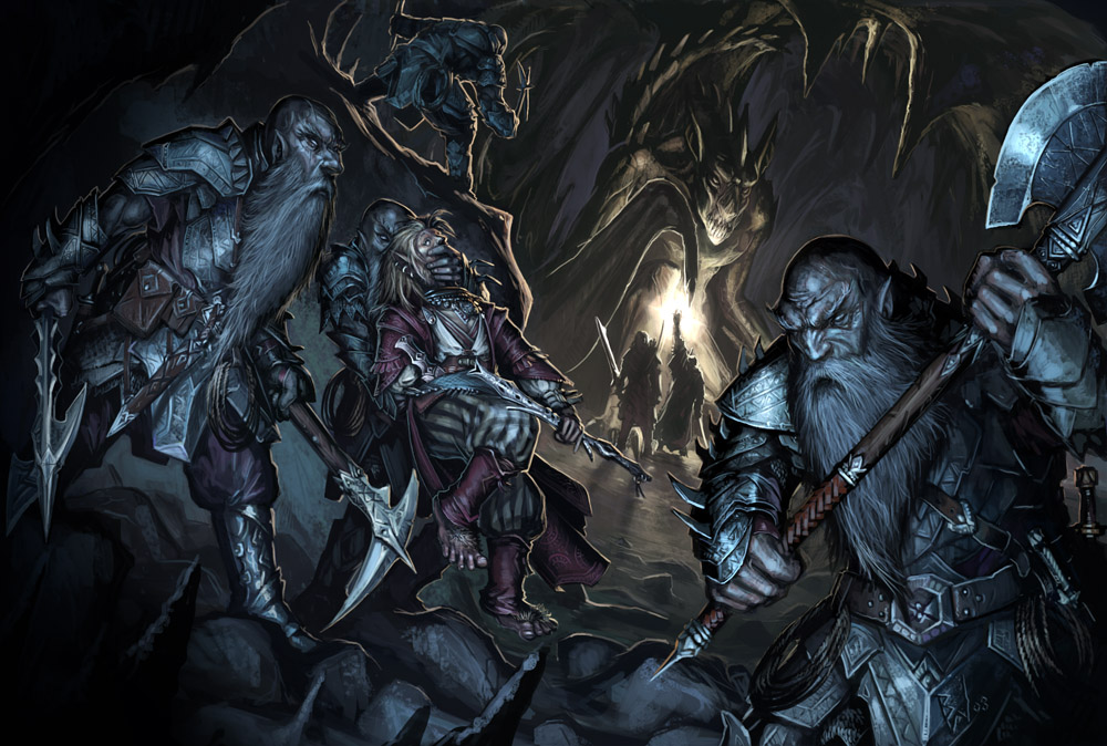 Duergar Abduction