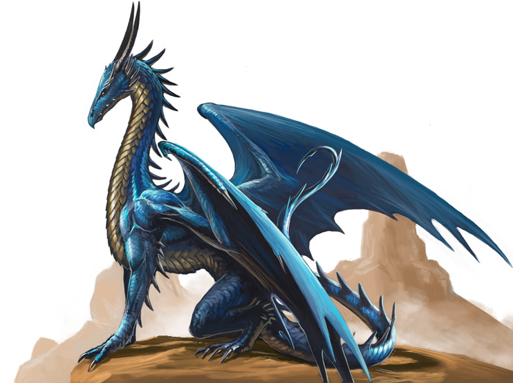 Alysha - BlueArrow Blue_Dragon_by_BenWootten