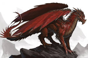 Red Dragon by BenWootten