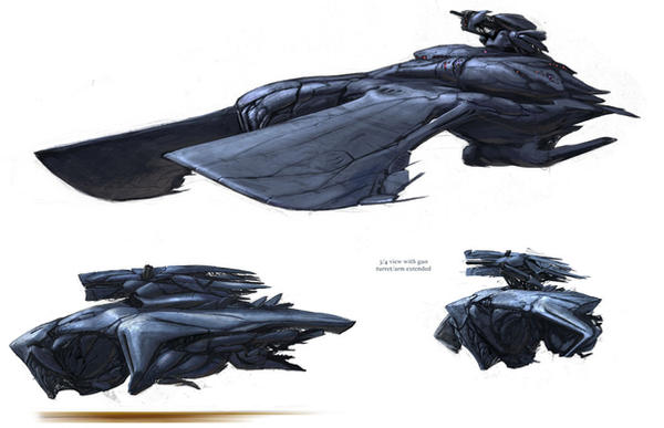 Forum: [WANTED]: Alien Ships/Weapons Concept Artist ...