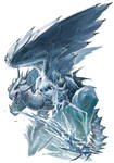 Ancient White Dragon