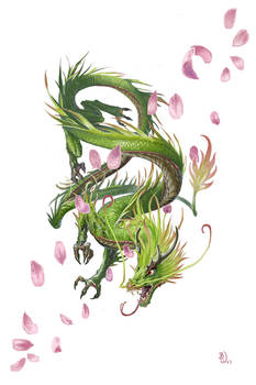 Very Young Forest Dragon