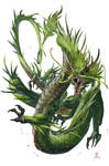Young Forest Dragon