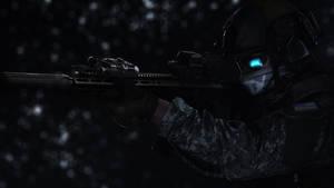 Specter in the dark