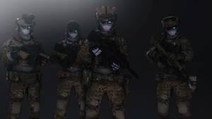 AFO Team Apex Remake