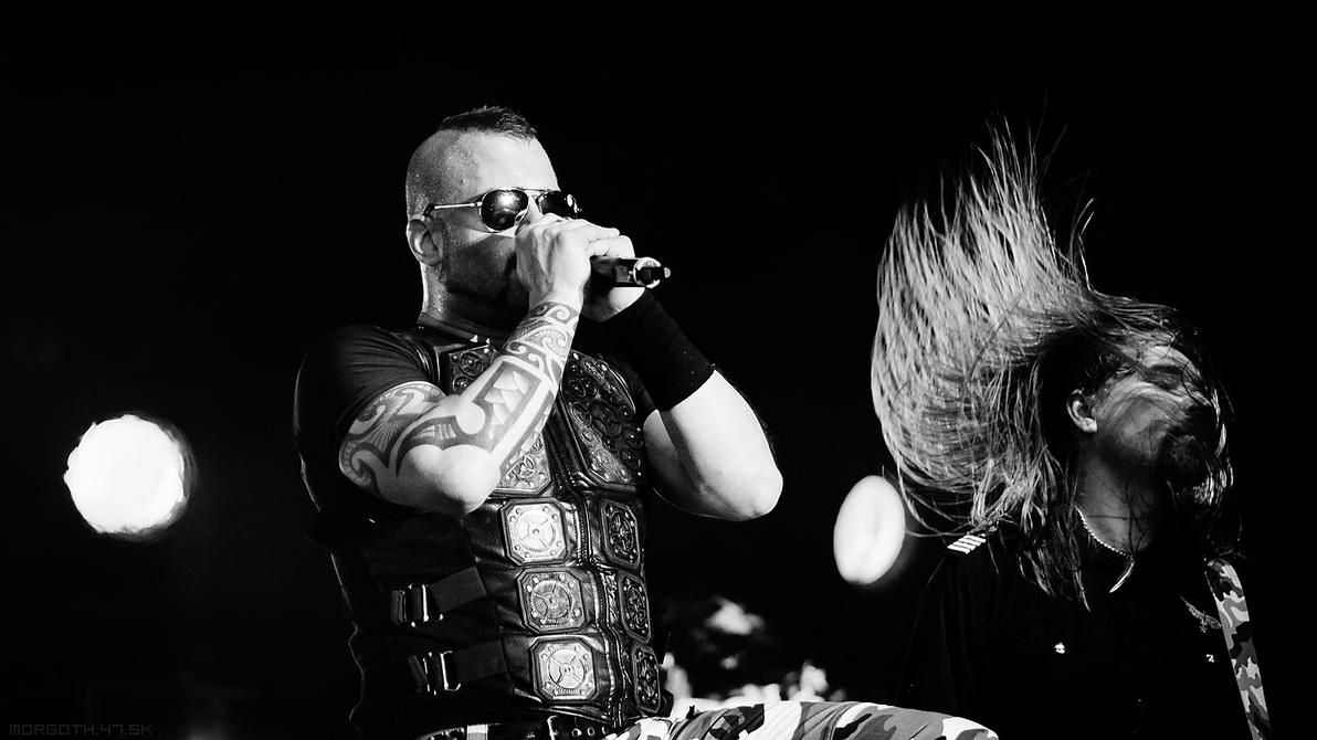 Sabaton II by morgoth87