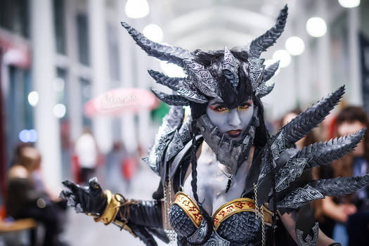 Deathwing cosplay