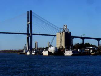 Savannah Bridge by funwes
