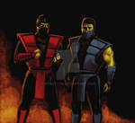 Ermac and Hydro
