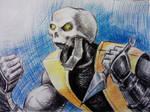 Scorpion unmasked