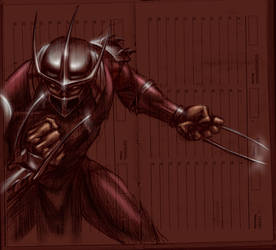 Shredder by PitBOTTOM