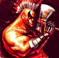 Chief Thunder KI by PitBOTTOM