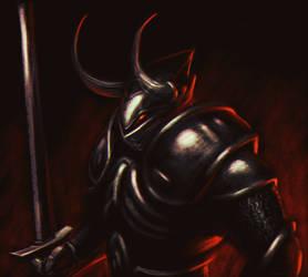 Dark Knight by PitBOTTOM